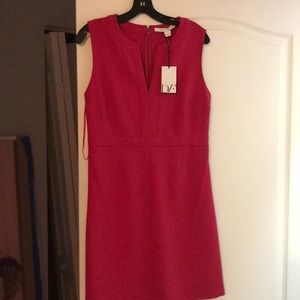Brand new DVF pink dress